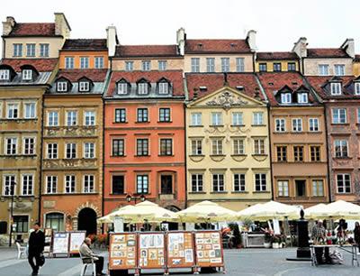 Traveler of Lost City: Poland