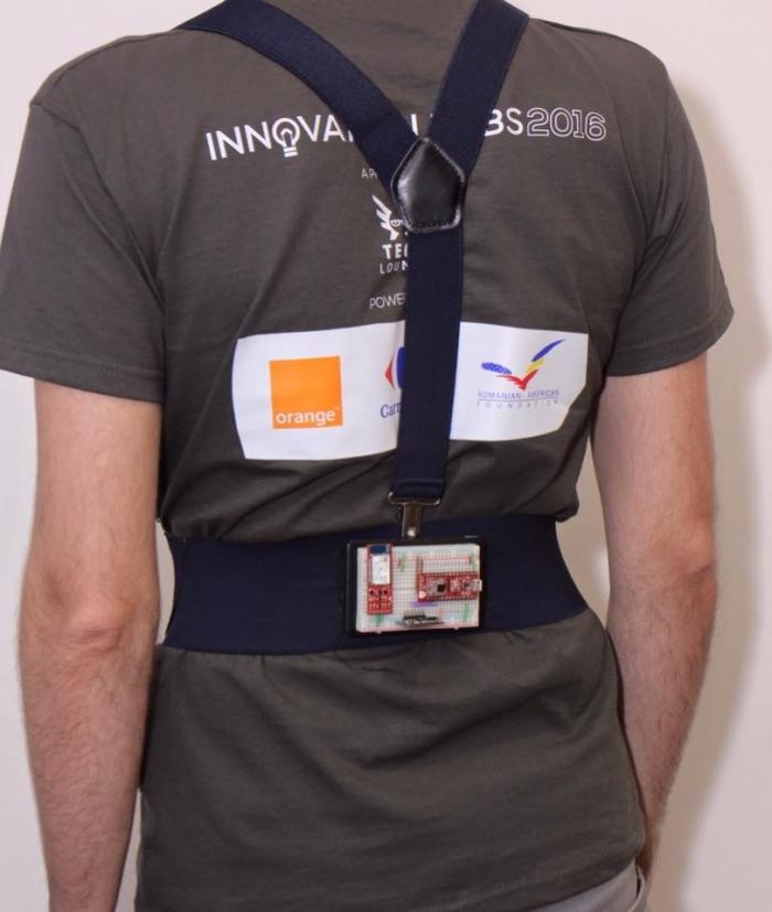 ENTy, dispozitivul care analizează echilibrul
