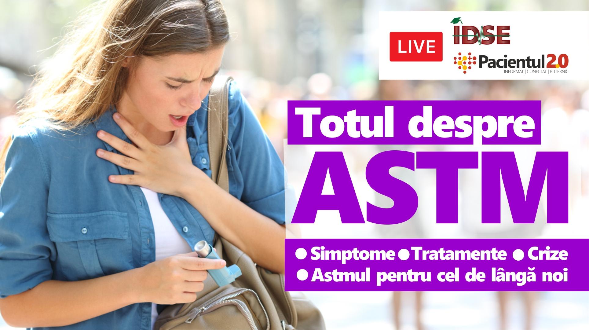 viata cu astm