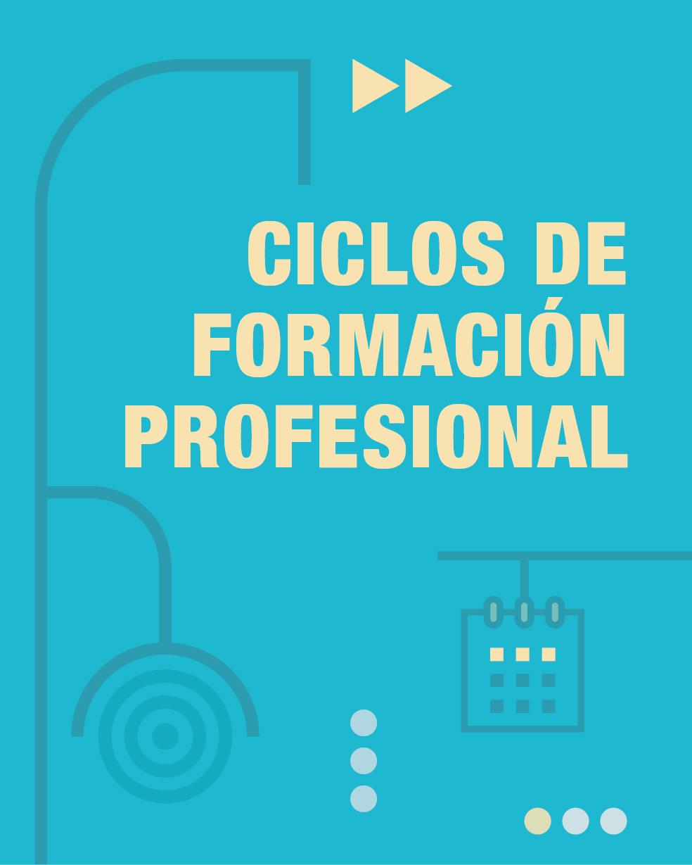 Ciclos de Formación Profesional