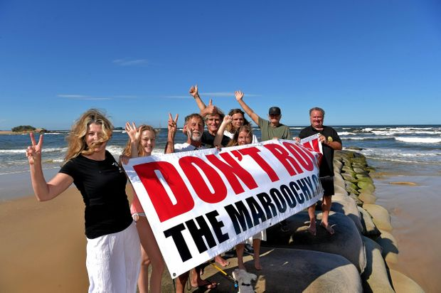 Photo credit: Warren Lynam/Sunshine Coast Daily