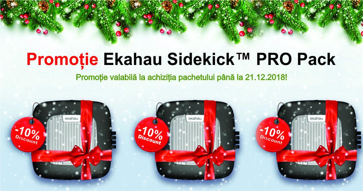 Promotie Ekahau Sidekick