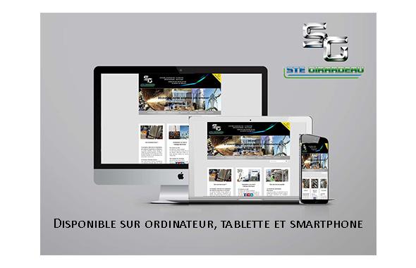 Riche en informations, en vidéo, le site web sera également disponible sur tablette ainsi que sur smartphone.
