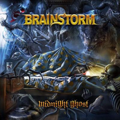 Les allemands de Brainstorm reviennent avec un nouvel opus