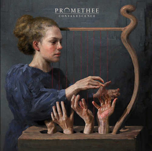 Promethee nouvel opus chez Liveforce Records