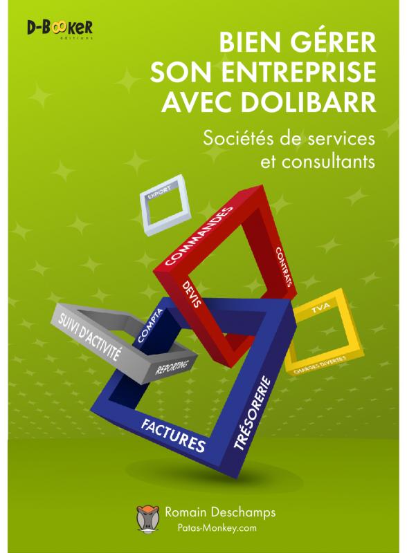 Livre Dolibarr - Editions D-Booker