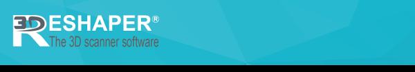 3DReshaper Main Logo