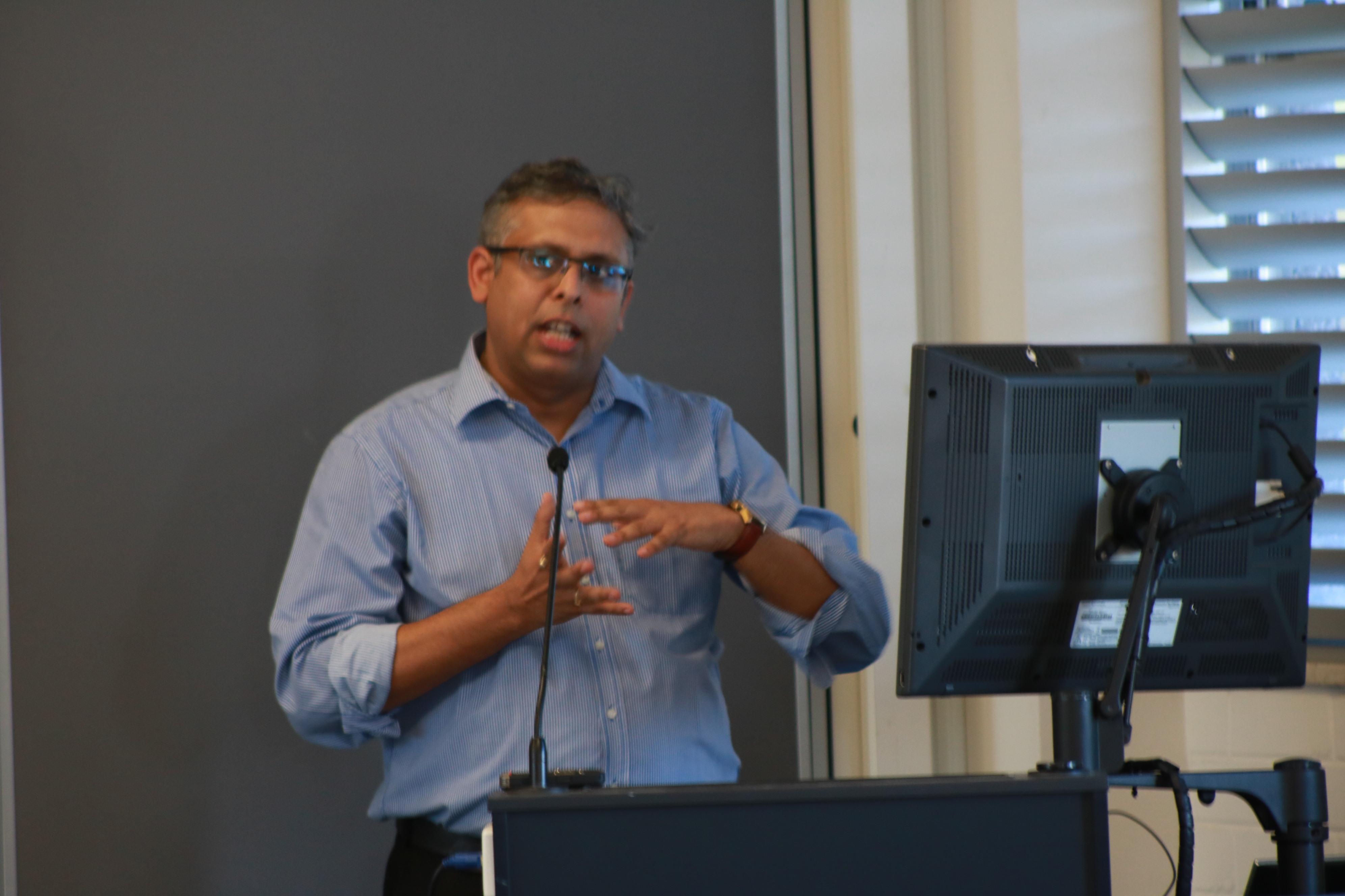 A/Prof Anik Bhaduri - SWFP