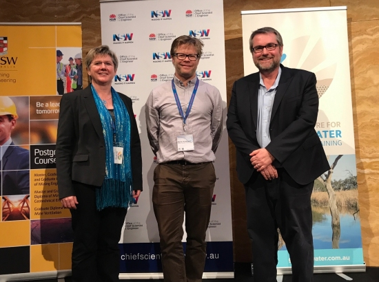 Groundwater conference - UNSW-GWI