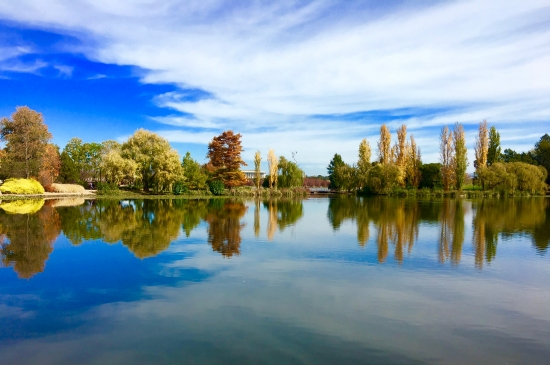 Commonwealth Park Lake Canberra - Prof Nick Schofield