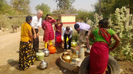 Tata clean water project - UNSW-GWI