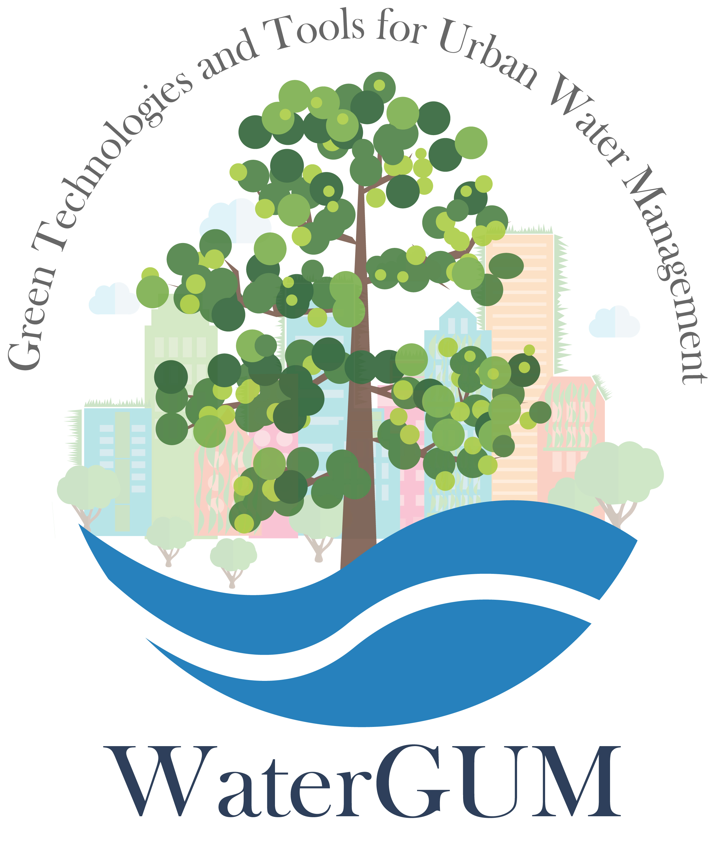 WaterGUM logo