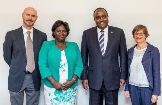 Water Resource Management Africa