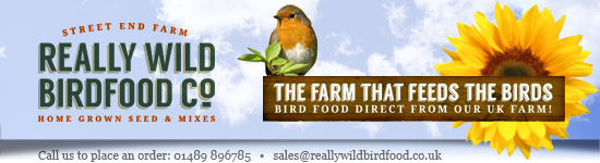 "[""The Really Wild Bird Food Company""]"