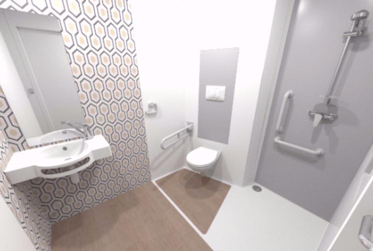 salle de bain ITER VITAE