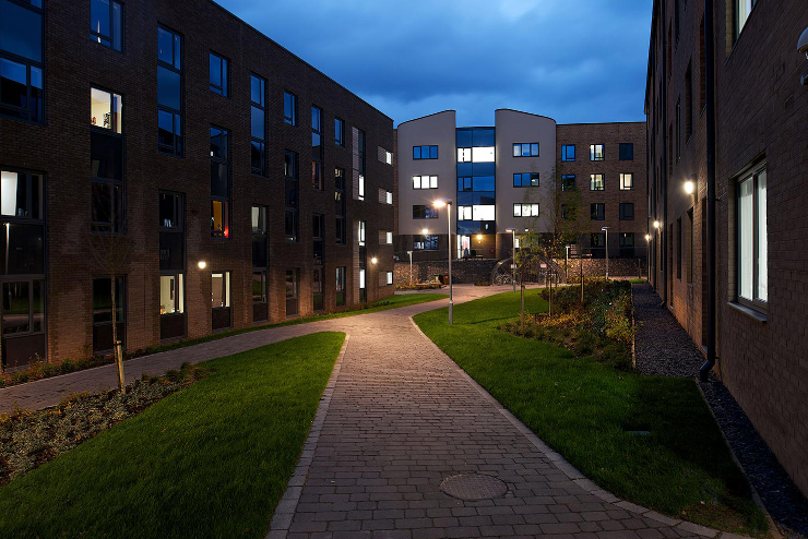 Le campus St Mary
