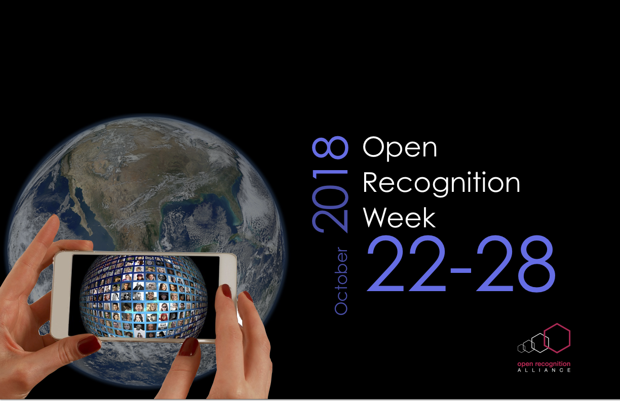 Open Recognition week