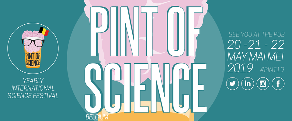 Pint of Science - Bruxelles
