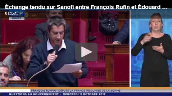 Question Ruffin Sanofi