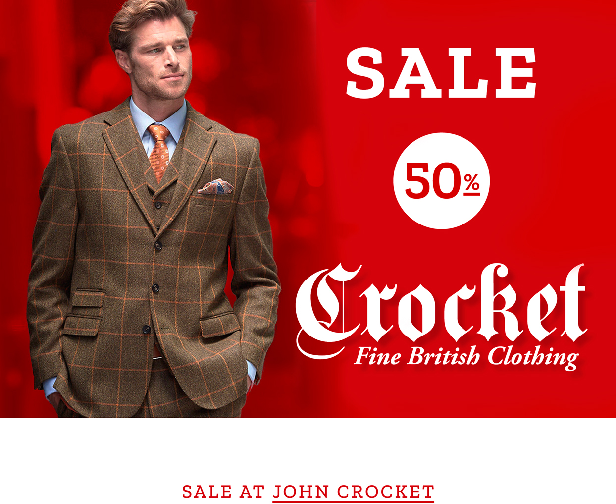 John Crocket – Fine British Clothing