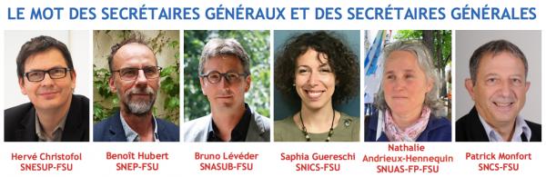 Élections au CNESER :  Le 13 juin 2019, votez pour les listes des syndicats de la FSU (SNASUB, SNCS et SNEP-SNESUP) !