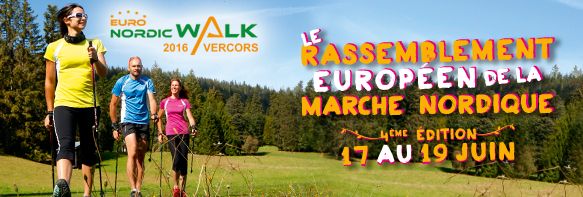 Euronordicwalk vercors site officiel du comit - Marche nordique salon ...
