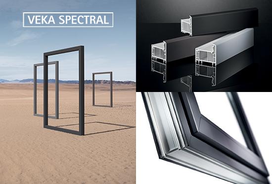 VEKA SPECTRAL