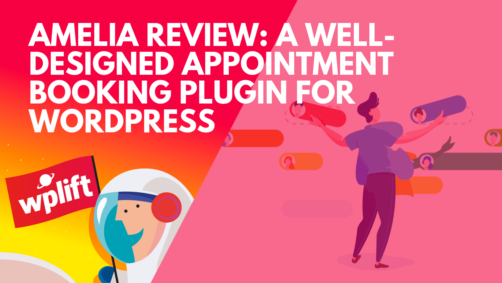 Amelia Review: A Well-Designed Appointment Booking Plugin For WordPress