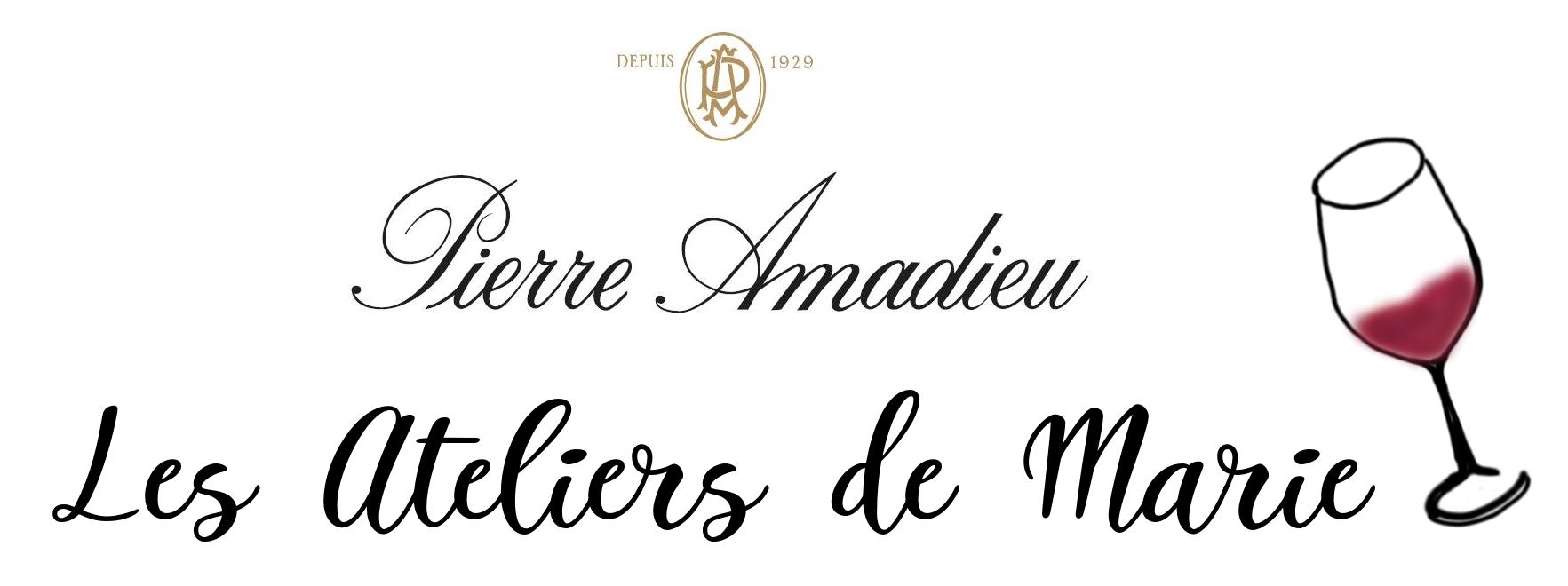 Les ateliers de Marie Pierre Amadieu