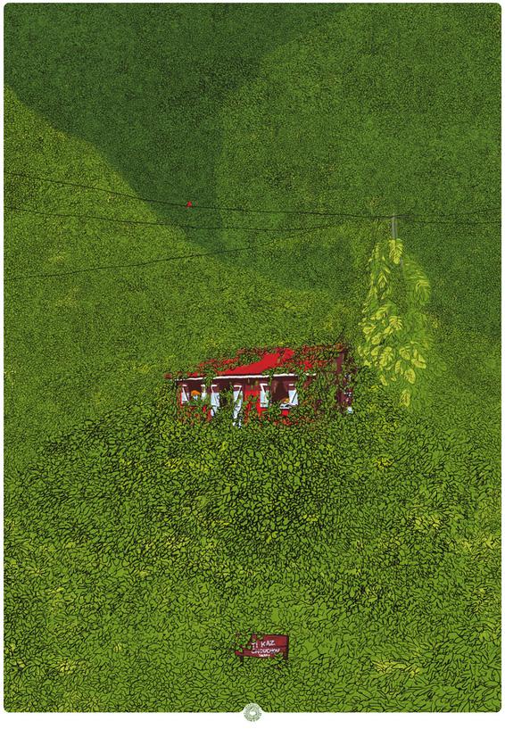 case réunionnaise - © Hippolyte - Agence Patricia Lucas
