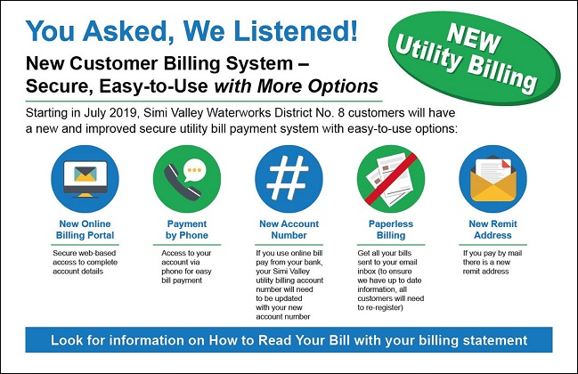 City of Simi Valley Utility Billing