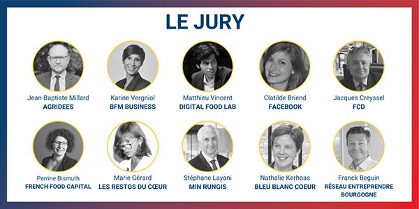 Les membres du jury des FEEF d'Or