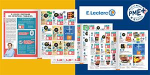 E.Leclerc soutient les entreprises labellisées PME+