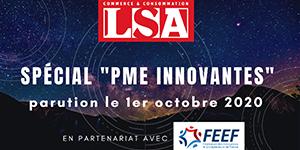 La FEEF partenaire du N° spécial «PME innovantes» de LSA