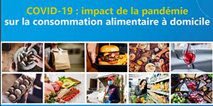 Impact du Covid-19 sur la consommation alimentaire à domicile