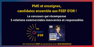 J-20 FEEF d'OR pour candidater !