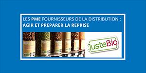 PME+ : Agir et préparer la reprise chez Juste Bio/Un Air d'Ici