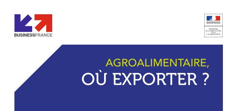 Export : les clés pour comprendre les échanges agroalimentaires