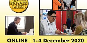 La PLMA lance son salon en ligne du 1er au 4 décembre