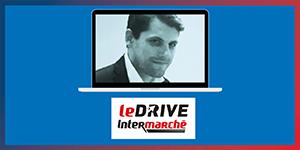 Rencontre avec Nicolas Paepegaey, Directeur digital et membre du Comité de direction, INTERMARCHE
