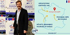 Val Légumes-Ferme de Fontenay offre aux consommateurs un produit 100% français toute l'année