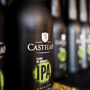 Brasserie Castelain : fiers de partager un produit régional