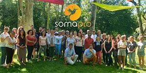 Somapro : 'Construire l'histoire ensemble !'