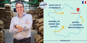 Cafés Sati obtient le Label PME+