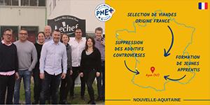 Lechef Traiteur obtient le label PME+