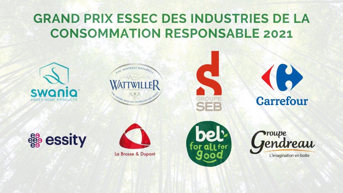 4 PME+ récompensées lors du Grand Prix ESSEC 2021