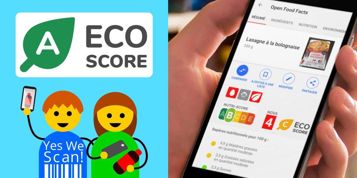 Comprendre l'Eco-score