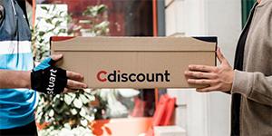 CDISCOUNT : Vendez plus et Expédiez mieux