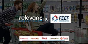 L'offre RelevanC, filiale du Groupe CASINO, vous accompagne dans vos campagnes publicitaires digitales