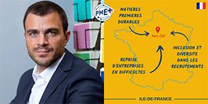 Draeger Paris obtient le label PME+